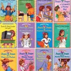 少儿英语《Junie B. Jones Collection》全239集MP3下载 one story a day百度云网盘